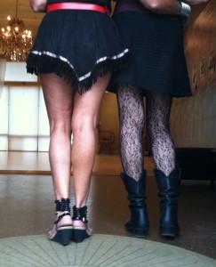Barre Legs