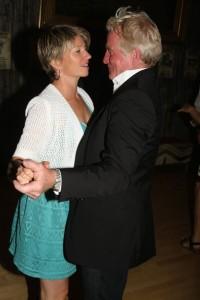 Jill & Nappy dancing