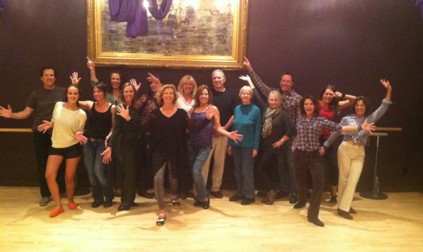 Celebrating 2 years of Line Dancing at Studio Move